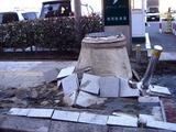 20110313_東日本大震災_幕張新都心_マンホール隆起_1302_DSC00073