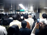 20110312_東日本巨大地震_帰宅難民_交通_始発_0537_DSC08602