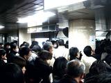 20110312_東日本巨大地震_帰宅難民_交通_始発_0538_DSC08603