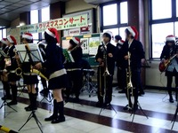 20111222_JR東船橋駅_県立船橋高校_クリスマス_1556_DSC06034