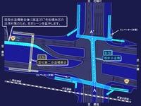 20110801_船橋市若松2_若松交差点_歩道橋新設工事_012