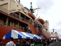 20111002_船橋港_南極観測船しらせ_砕氷艦_乗船体験_0939_DSC06251