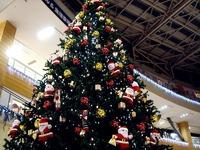 20111208_ビビットスクエア南船橋_クリスマス飾り_1756_DSC04110