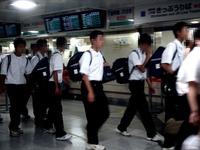 20110831_JR東京駅_新幹線_修学旅行_生徒_1237_DSC01934