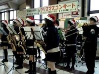 20111222_JR東船橋駅_県立船橋高校_クリスマス_1559_DSC00701T