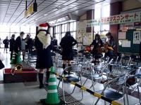 20111222_JR東船橋駅_県立船橋高校_クリスマス_1515_DSC05994