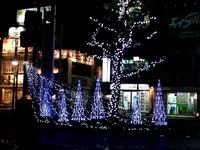 20111222_船橋市_西船橋駅北口_クリスマスツリー_1709_DSC00710T