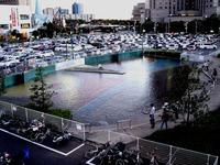 20061007_熱帯低気圧(台風16号)_暴風雨_海浜幕張_1724_DSC05253