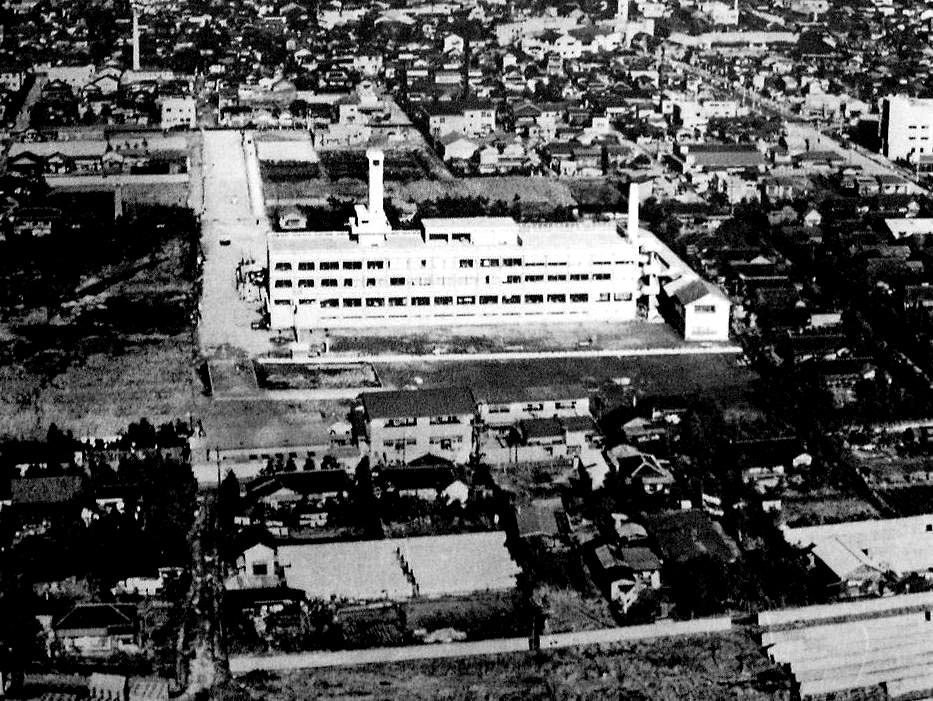 1959年_昭和34年_船橋市庁舎竣工 ...