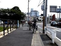 20101017_自転車_交差点_歩道_軽車両_交通違反_1133_DSC06433