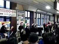 20121221_JR東船橋駅_県立船橋高校_クリスマス_1618_DSC01959