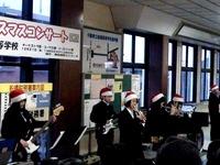20121221_JR東船橋駅_県立船橋高校_クリスマス_1619_DSC01961T