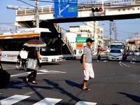 20130807_船橋市宮本_京成競馬場駅前_バスロータリー_1545_DSC03900