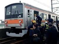 20121128_JR京葉線_JR武蔵野線_車両故障_運休_422