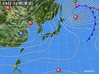 20130209_1200_関東圏_雪予報_大雪_天気図_010