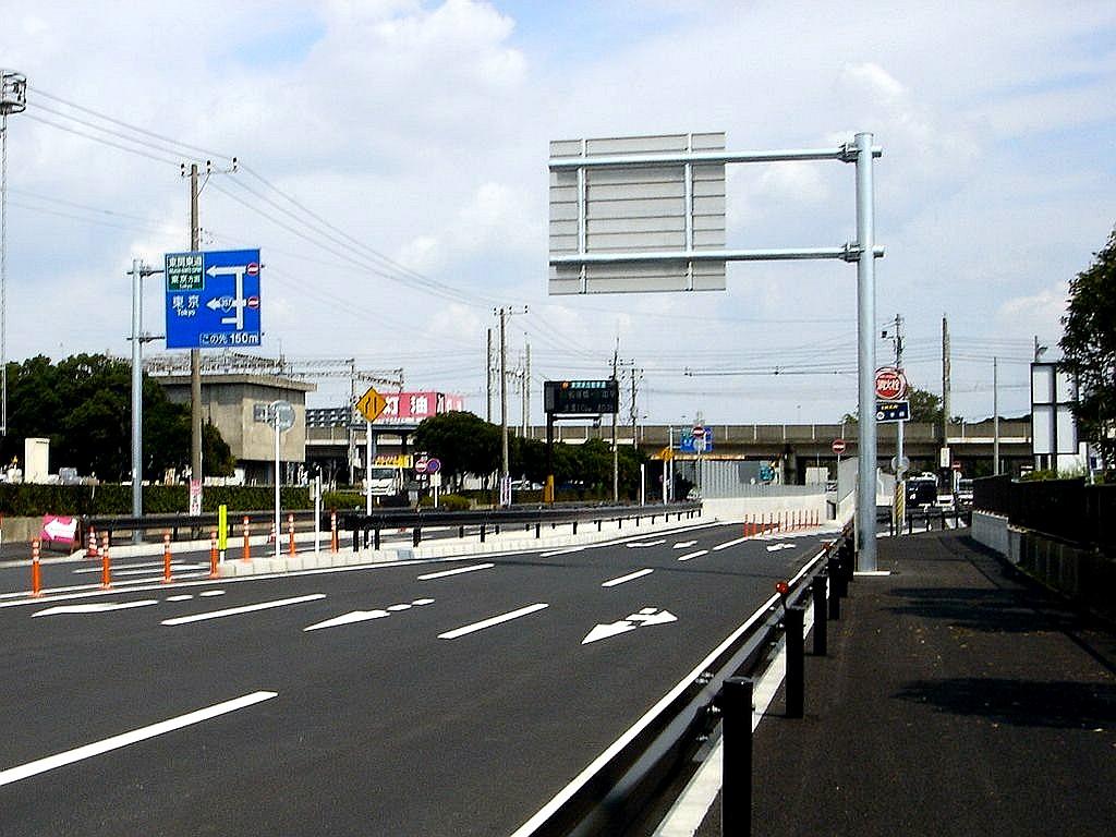 20130922_習志野市_東関東自動車道_谷津船橋IC_1210_DS... 谷津船橋ICは,