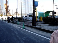 20110313_東日本大震災_幕張新都心_マンホール隆起_1302_DSC00067