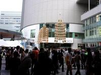 20120929_JR有楽町駅前_秋田県秋田市_竿燈祭り_030