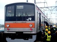 20121128_JR京葉線_JR武蔵野線_車両故障_運休_550