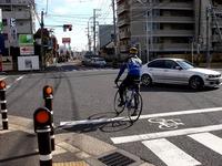 20110102_自転車_交差点_歩道_軽車両_交通違反_1217_DSC09412