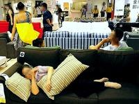 20130814_中国_北京_IKEA_イケア_避暑地_冷房_270