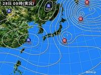 20130128_0900_太平洋側_強い寒気_低気圧_積雪_大雪_010