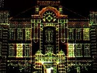 20121221_JR東京駅_東京ミチテラス_東京光ビジョン_012
