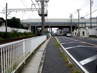 20131006_船橋市宮本9_京成本線_自動車_事故_1343_DSC01954