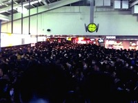 20130206_JR東日本_関東圏_雪予報_間引運転決行_JR品川駅_062
