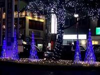 20131127_JR西船橋駅_北口_クリスマスツリー_2009_4850