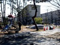 20110313_東日本大震災_袖ヶ浦西近隣公園_遊具_1125_DSC09456