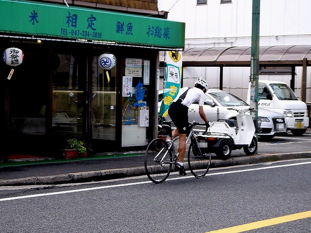 自転車の 自転車 禁止 : ... @自転車の歩道通行禁止編(5