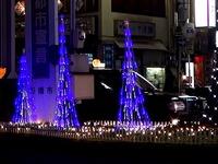 20131127_JR西船橋駅_北口_クリスマスツリー_2009_4860T