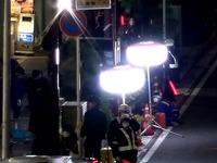 20131127_JR本八幡駅北口_市川市女性刺殺事件_1958_2730