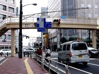 20101017_自転車_交差点_歩道_軽車両_交通違反_1204_DSC06508T