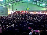 20130206_JR東日本_関東圏_雪予報_間引運転決行_JR品川駅_020