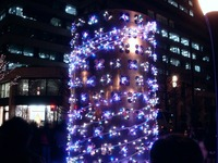 20121225_JR東京駅_東京ミチテラス_東京光ビジョン_1829_DSC07504