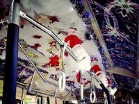 20160123_横浜市営バス_クリスマス仕様が尋常じゃない_252