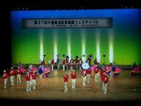 20151024_消防音楽隊_ステージマーチングショー_1509_35044