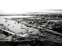 1930年ごろ_昭和前期_船橋市浜町2_船橋漁港_船だまり_010