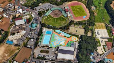 20200802_1000_船橋市運動公園_GoogleMapより_102W