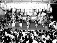 1951年_昭和26年_宮下サービスセンターの納涼盆踊り大会_0110