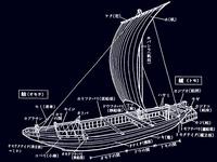 江戸時代_木造和船_川船_廻船_五大力船_164