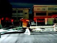 20131223_船橋市薬円台_千葉県立薬園台高校_火災_042