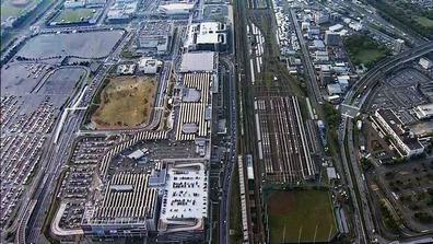 20150131_JR京葉線_新駅_GoogleMapより_192W