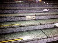 20140723_JR京葉線_東京駅_ホーム階段_カロリー_210