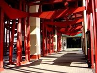 20150321_新松戸駅高架橋下_あかりボックス_赤い鳥居_1428_DSC05897