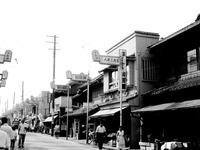 1959年_昭和34年_船橋市本町_本町通り商店街 _022