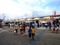 20140823_JR新習志野駅前_地域交流ふれあい盆踊り_1717_DSC02793