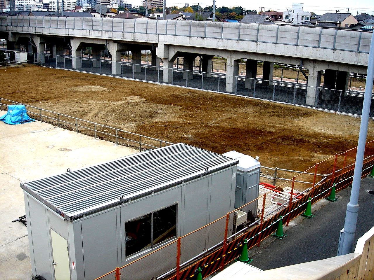 東京ベイ船橋ビビット2017-2016-2015-2014 : ユアサ・フナショク旧本社跡地@船橋市宮本(5)